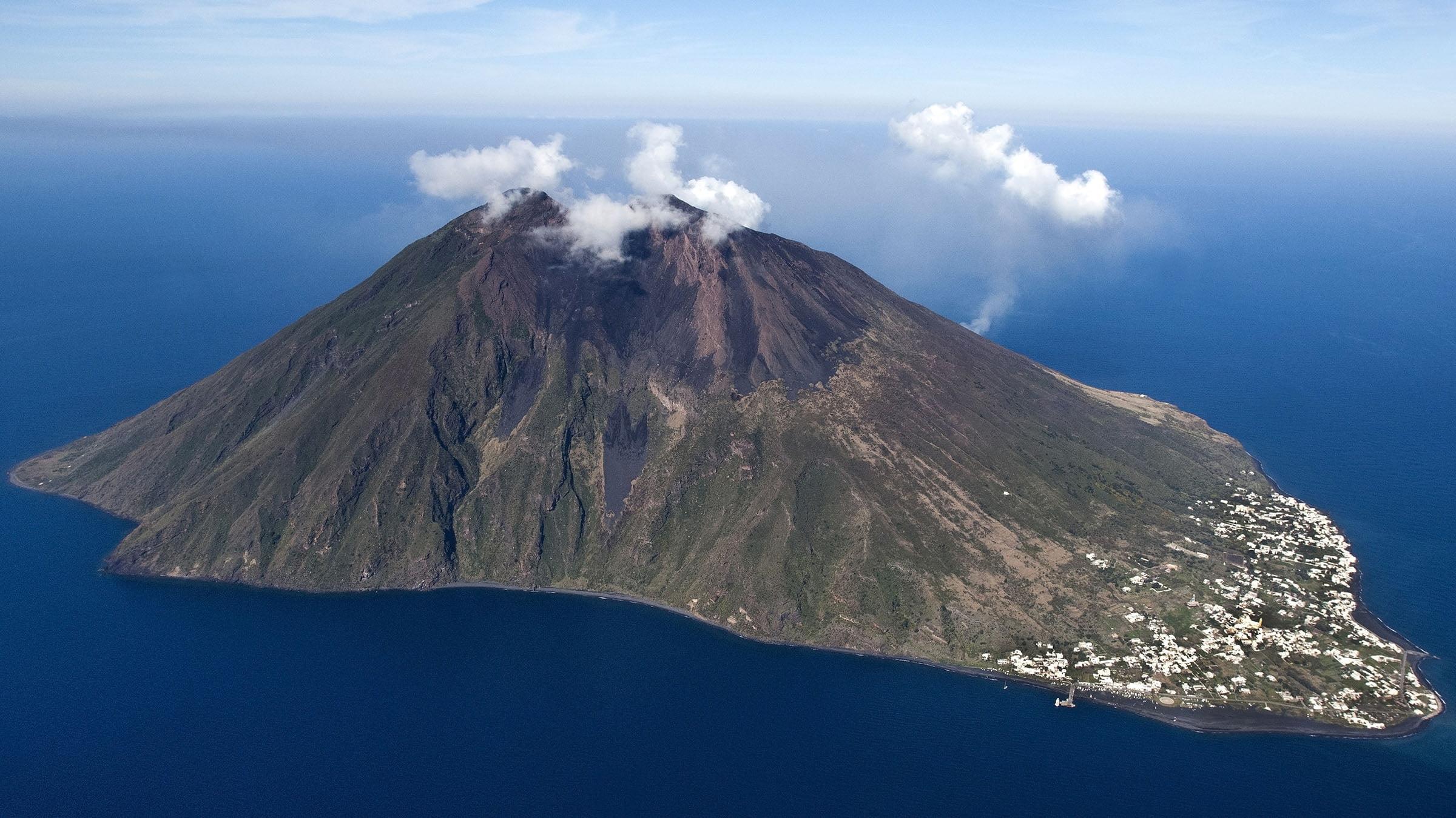 desastres naturales los volcanes