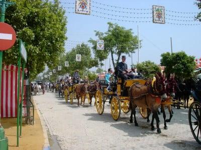 Desfile de Feria de Abril