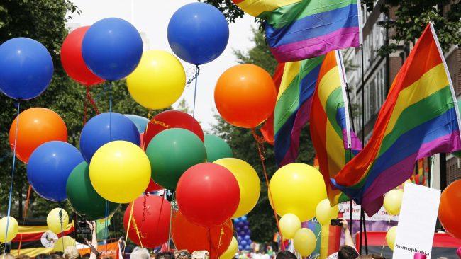 Desfile del Orgullo Gay en Londres