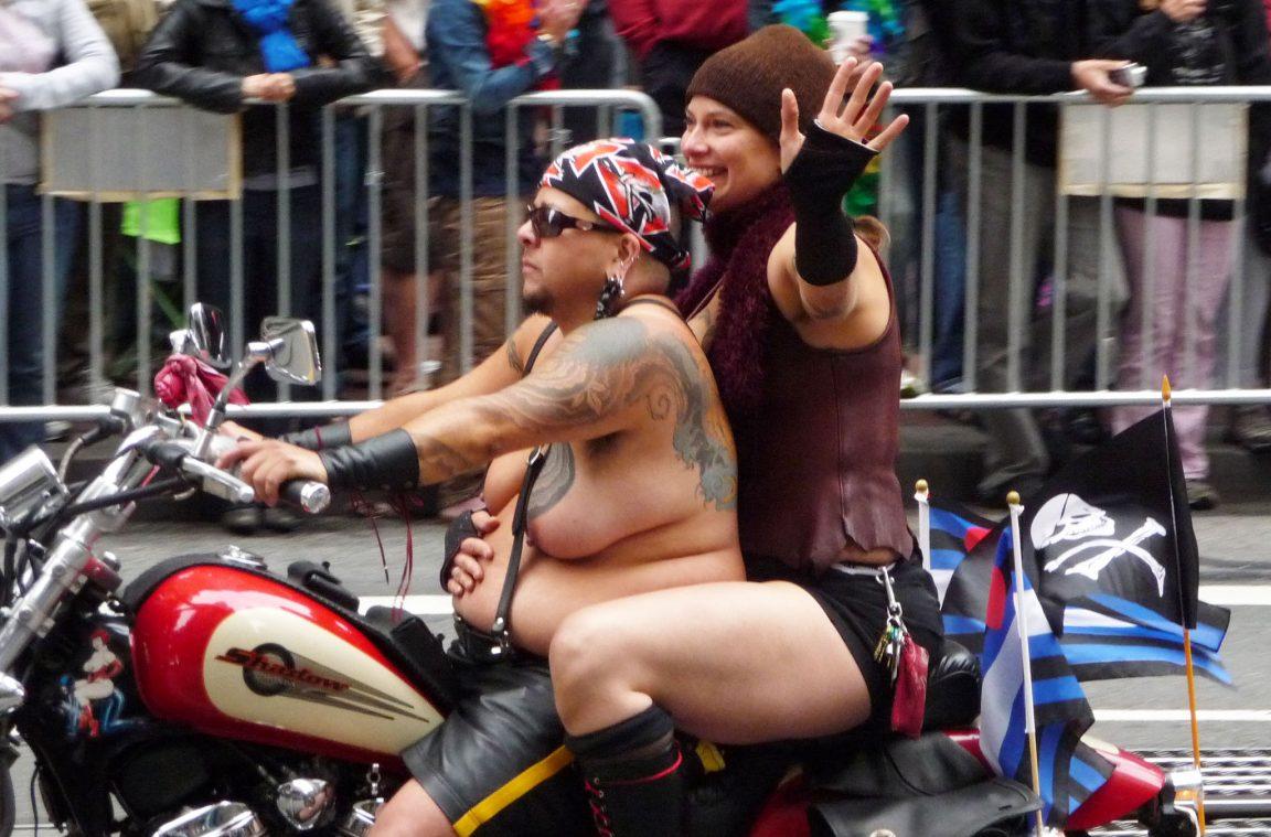 Desfile del amor de San Francisco gay