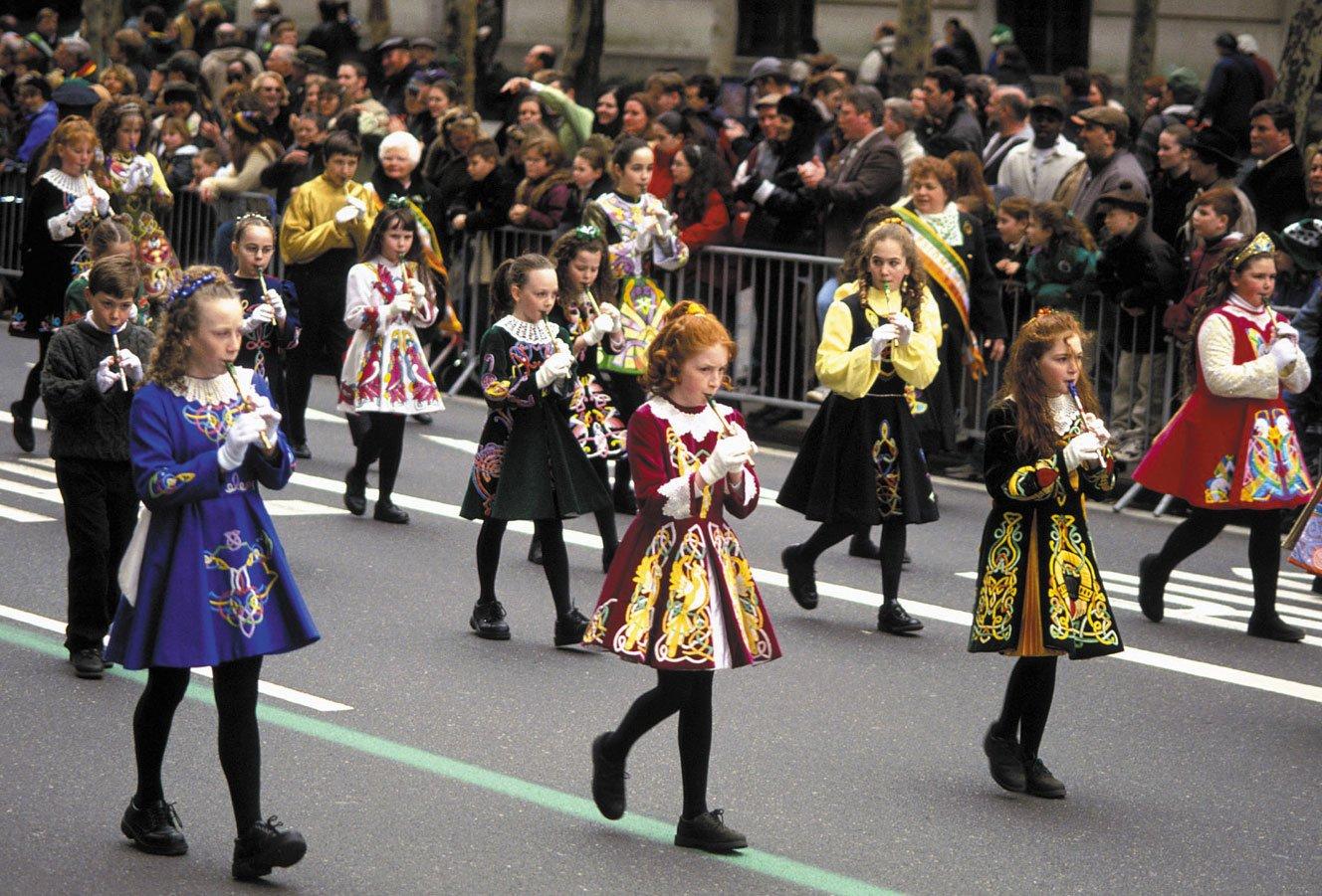 Desfile San Patricio