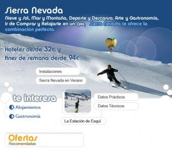 Ofertas de Esquí en Sierra Nevada