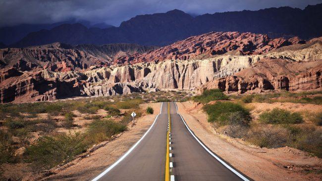 Destino Argentina: Quebrada de Cafayate, Salta