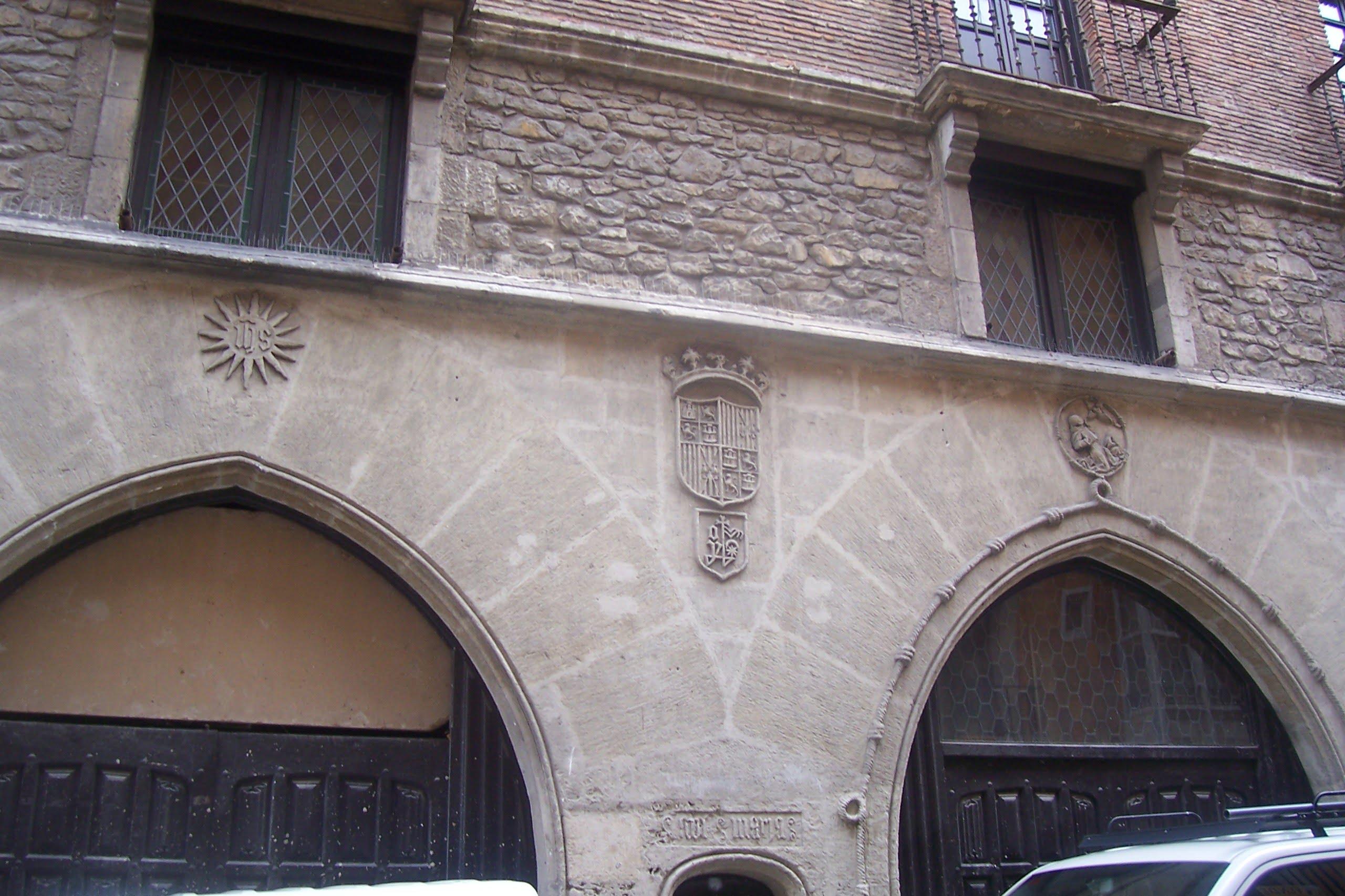 Detalle Casa del Cordón