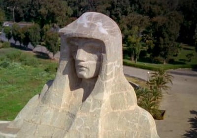 Detalle del monumento