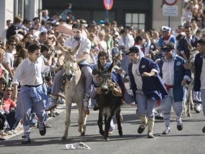 Día del Blusa en Vitoria