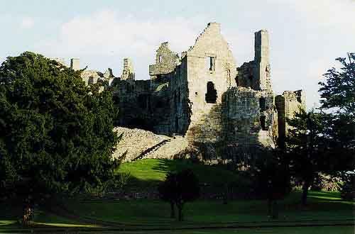 dirleton-castle