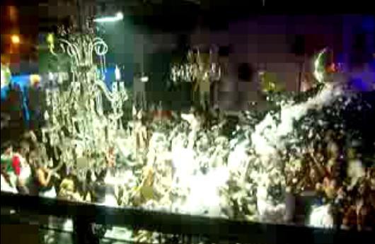 discoteca Penélope pista de baile