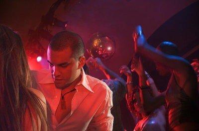 Discoteca Queen bailando