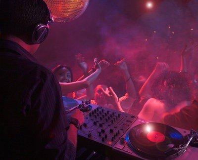 Discoteca Space dj