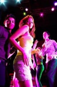 discotecas de Amsterdan bailando