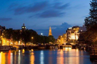 discotecas de Amsterdan de noche
