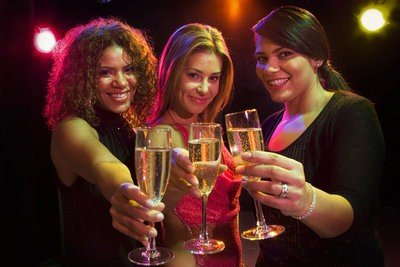 Discotecas en Alicante bebidas