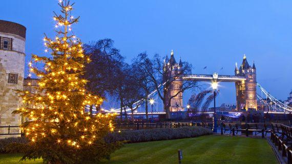 Disfrutar de Londres en Navidad