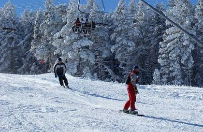 donde esquiar en Valdelinares