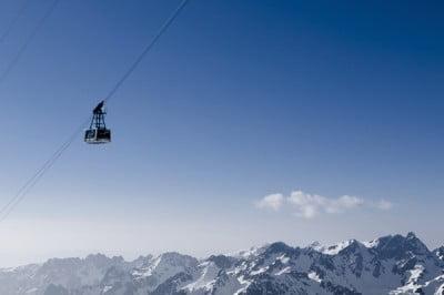 donde esquiar en francia