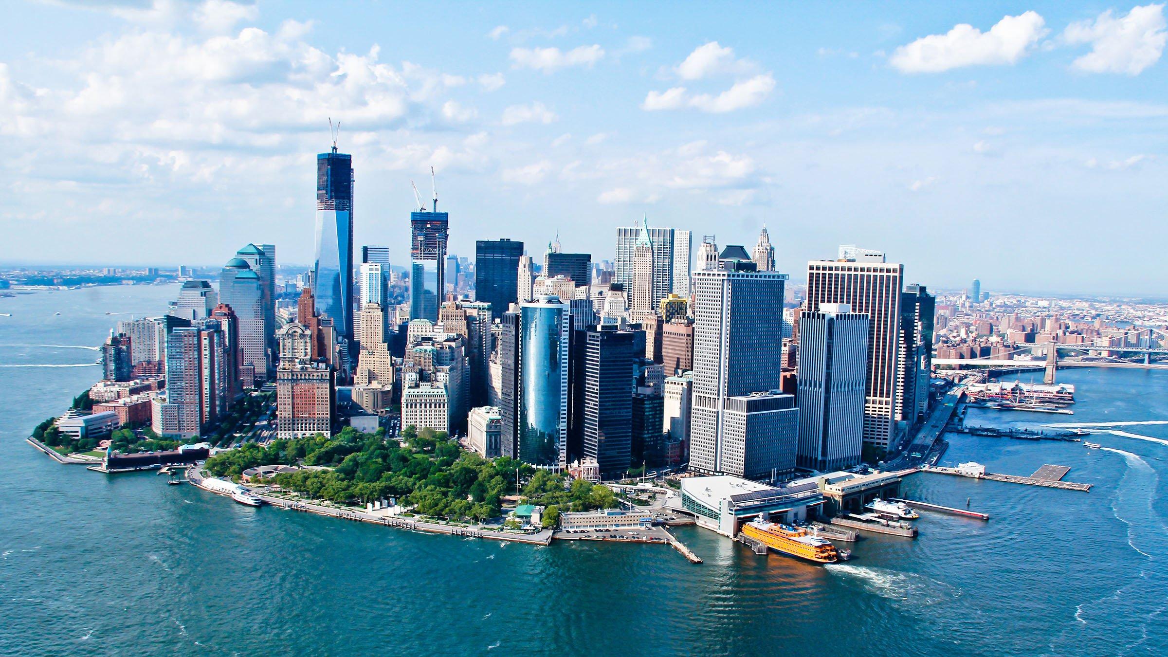 Downtown de Manhattan