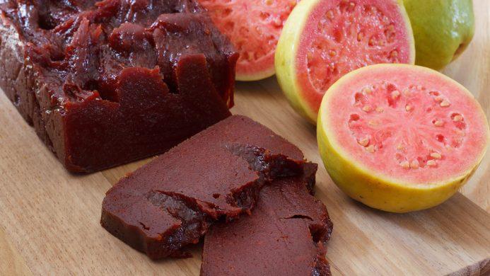Goyave sucrée: dessert typiquement brésilien