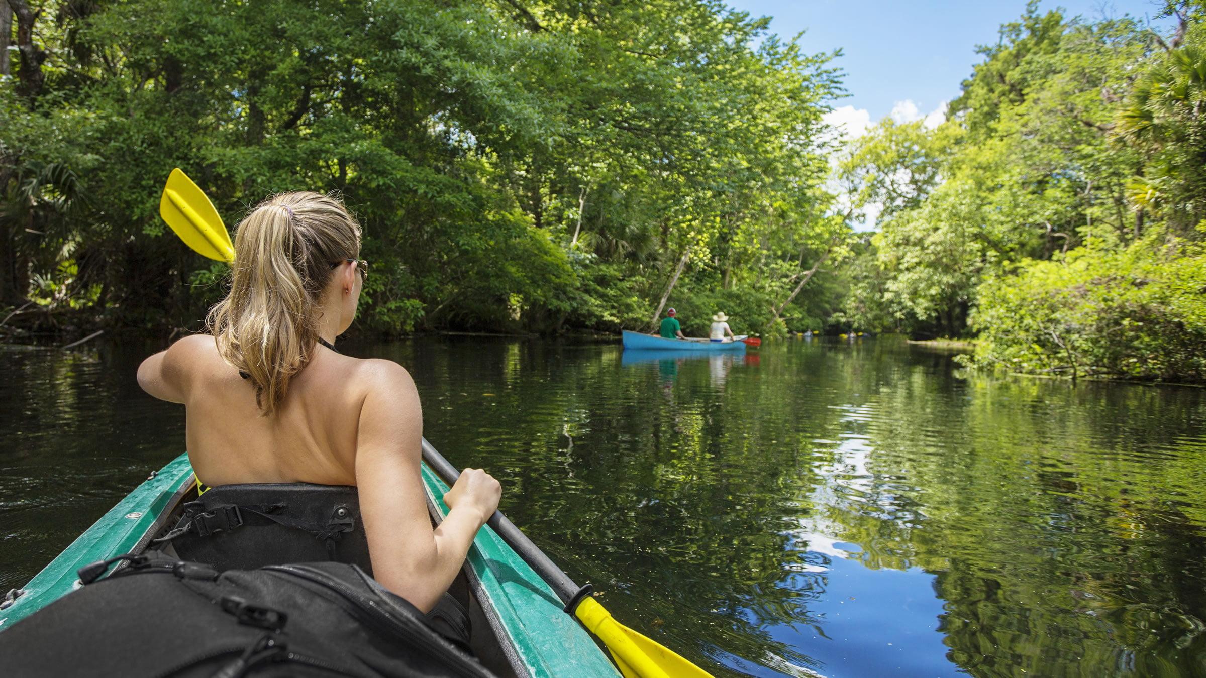Ecoturismo Activo Excursiones En Kayak
