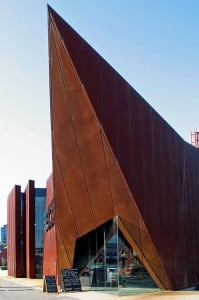 Edificio del Centro de Arte Contemporáneo de Australia