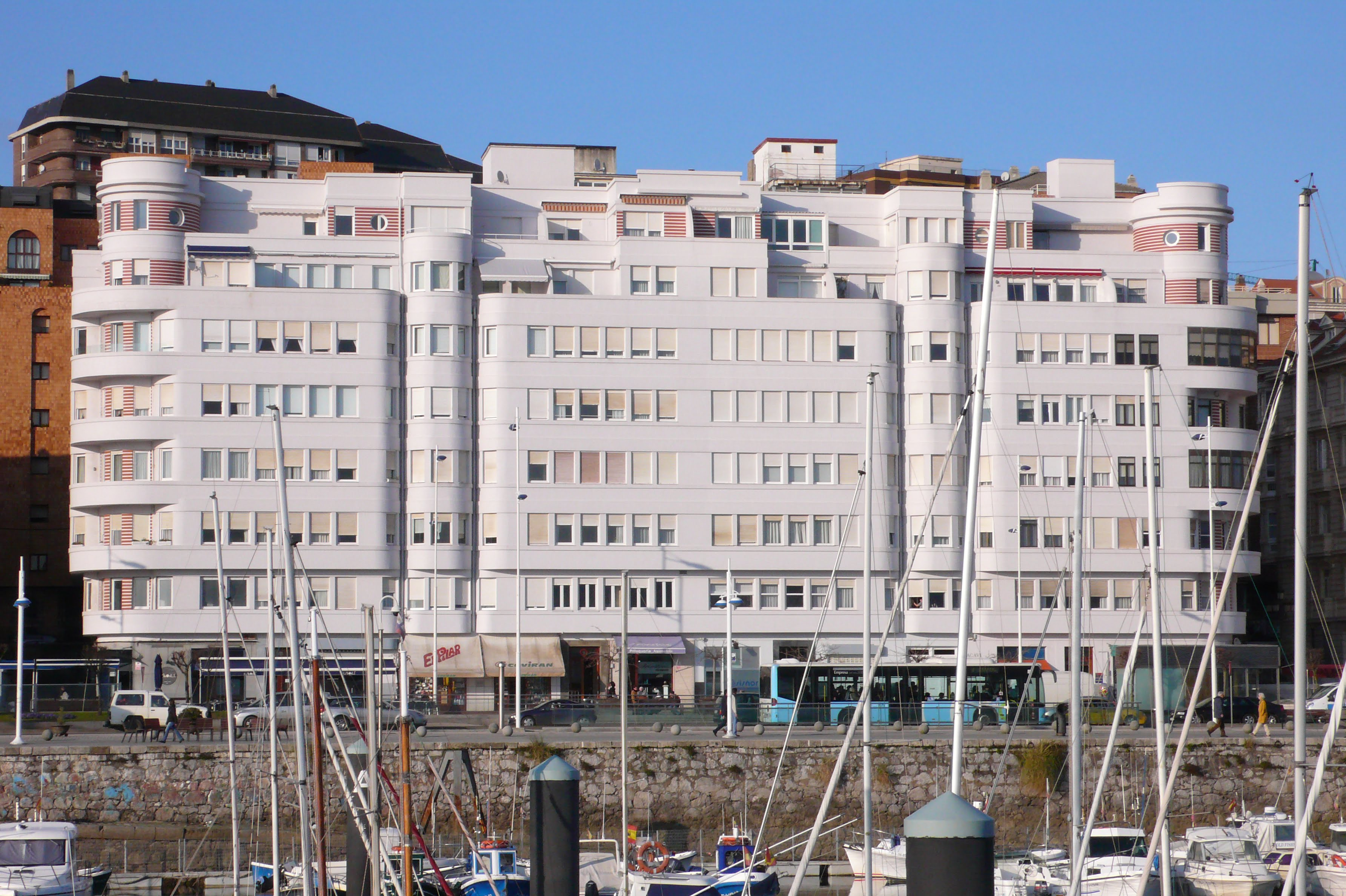 Edificio Siboney en Santander