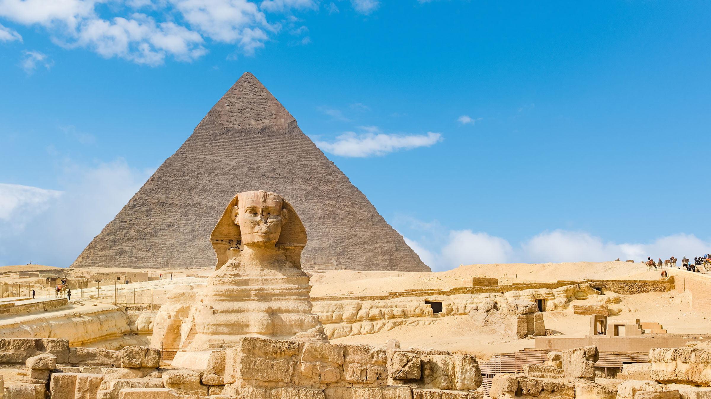 Fotografia Egipto