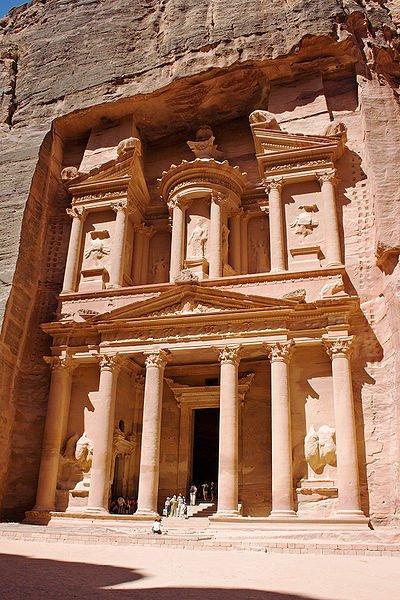 egipto Jordania petra