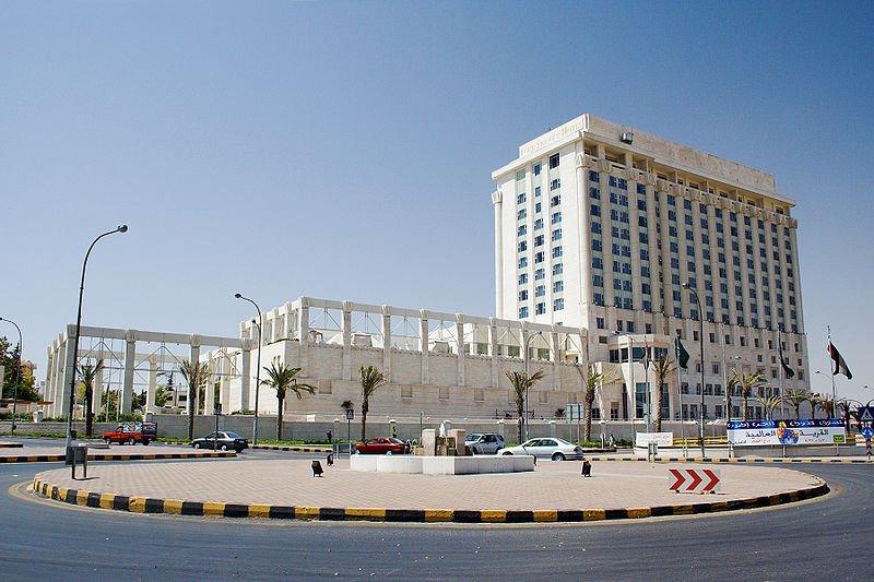 egipto Jordania