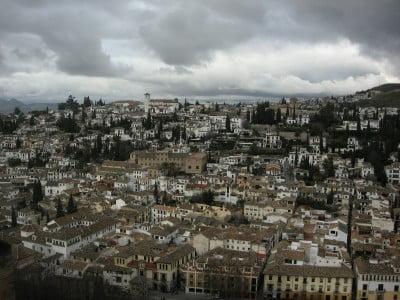 El Albaizín de Granada