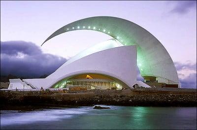 El Auditorio de Tenerife