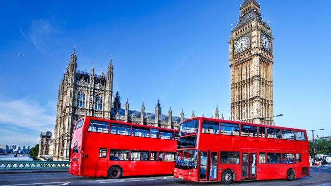 El autobús rojo: icono de Londres