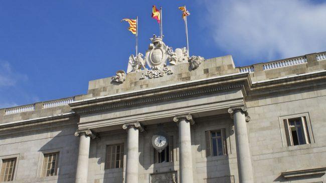市議会またはバルセロナ市の家