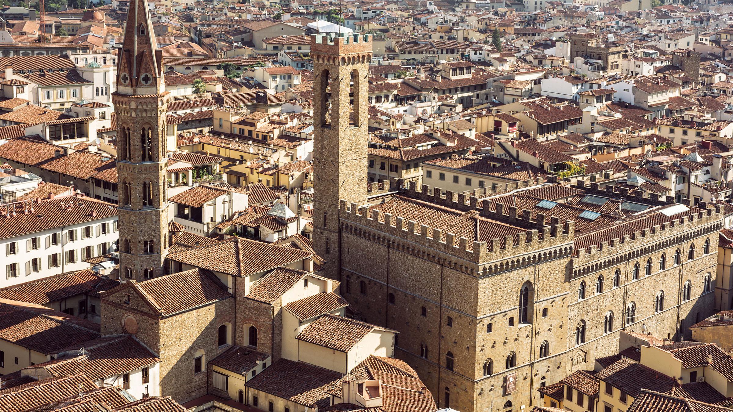 El Bargello, Florencia