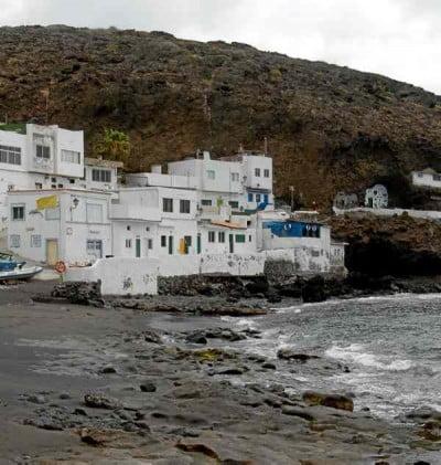 El barrio de Tufia