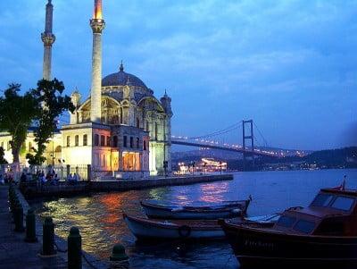 El Bósforo, Estambul