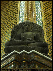 El Buda, Bangkok