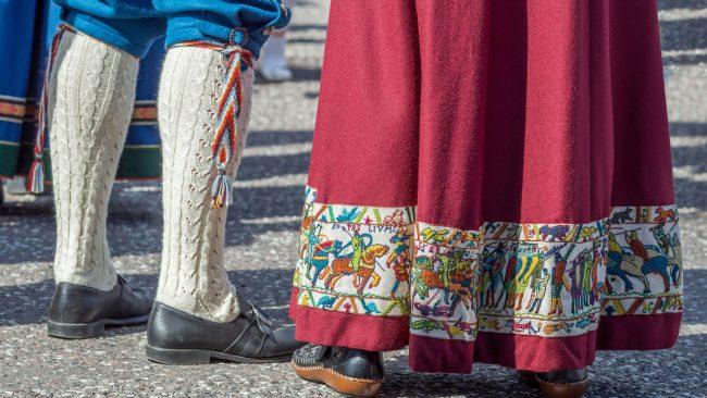 """El """"Bunad"""", traje típico de Noruega"""