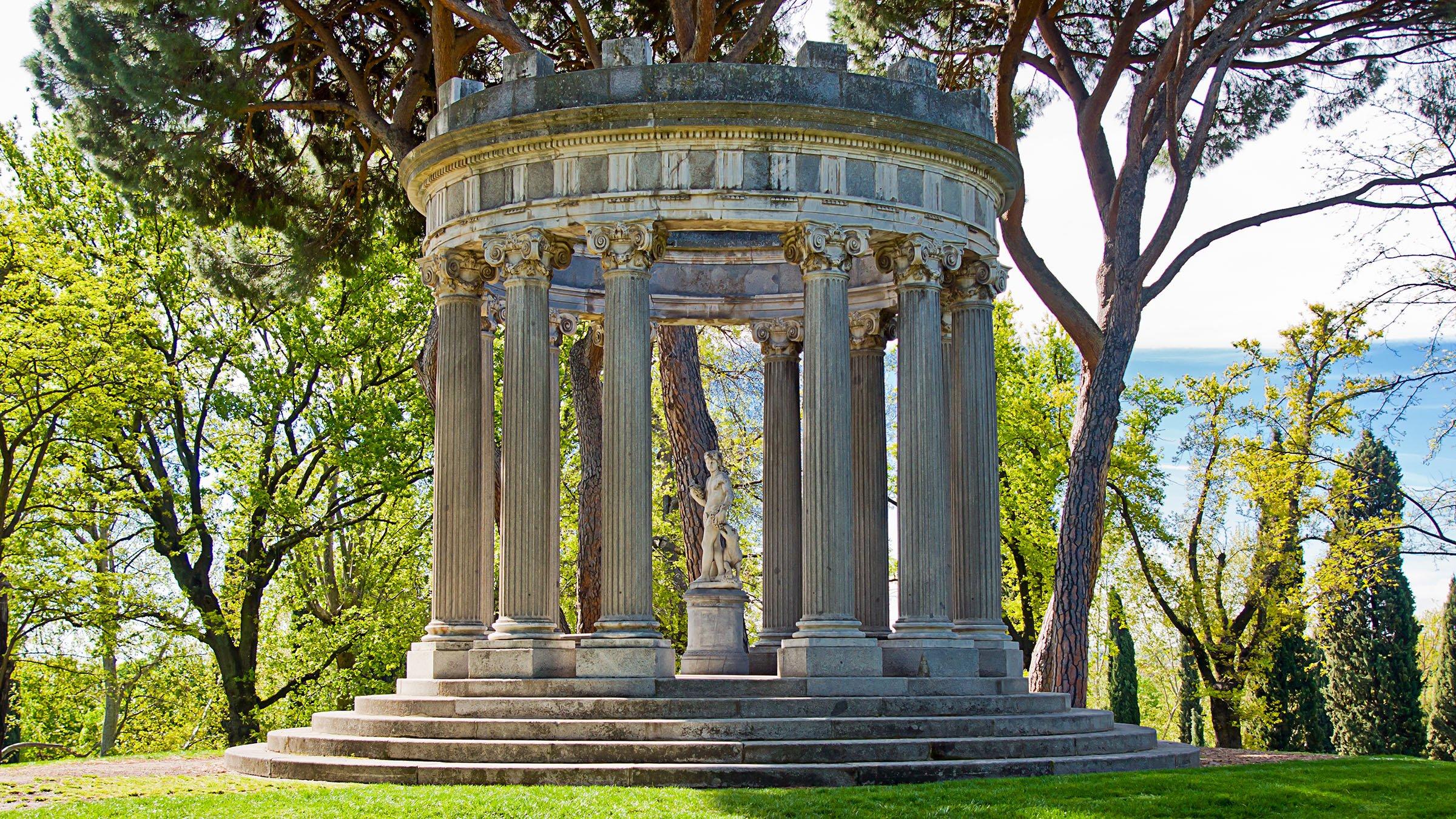 El capricho el parque m s especial de madrid for Jardines que visitar en madrid