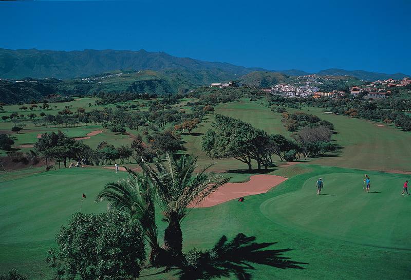 El clima templado de Gran Canaria