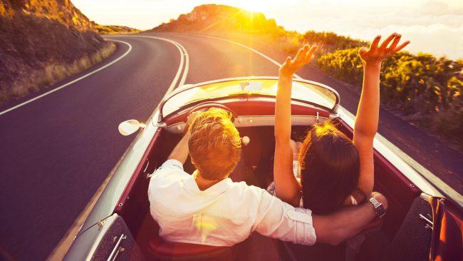 El coche: una opción para los viajes largos
