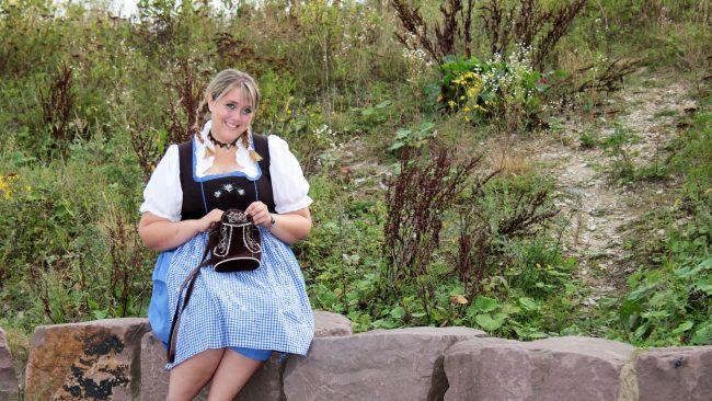 El Dirndl: vestido típico de las mujeres alemanas