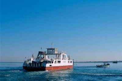 El Ferry a Marruecos viajando