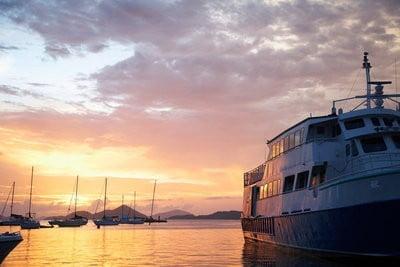El Ferry a Marruecos