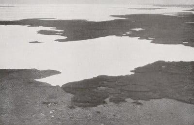 El lago Chad en 1930.