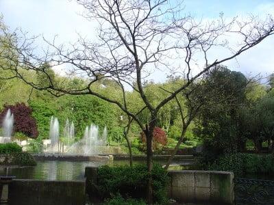 El Parque de Castrelos