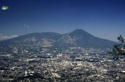 El Salvador, la ciudad