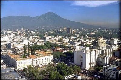 El Salvador la ciudad