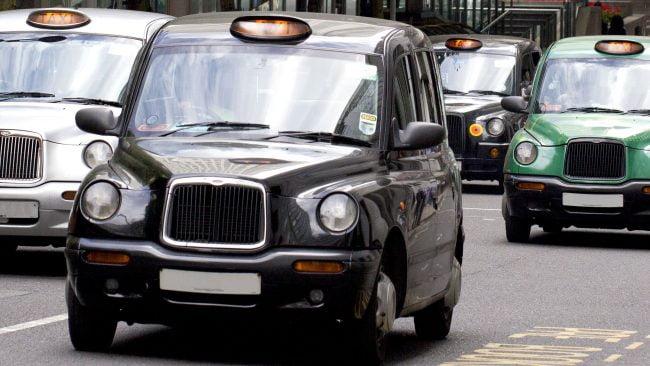 El taxi: el medio de transporte más cómodo de Londres