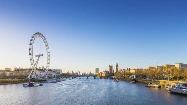 El transporte fluvial en Londres: una opción diferente