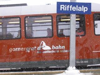 El Tren a Suiza